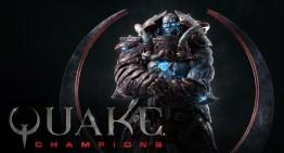 فيديو جديد لـQuake Champions بيستعرض Scalebearer champion
