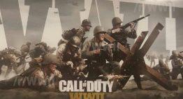 تسريبات لبوسترات دعائية من Call of Duty 2017  و احتمالية تواجدها في الحرب العالمية الثانية