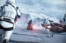 قصة Star Wars Battlefront II ستسمح لك باللعب بـLuke Skywalker و Kylo Ren