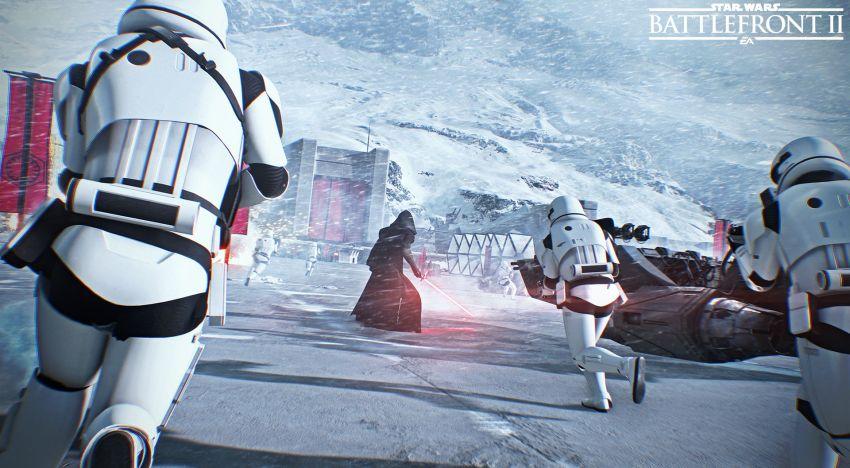شركة EA لا تتوقع اي تأثير علي ارباحها بعد القرارات الاخيرة بخصوص Star Wars Battlefront 2