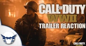 فيديو – انطباعي و مناقشة اول فيديو من Call of Duty World War 2