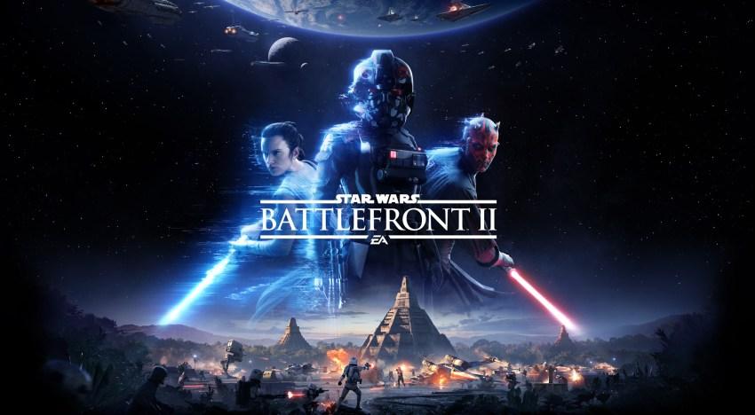 الاعلان الرسمي عن Star Wars Battlefront 2 و اول تفاصيل القصة