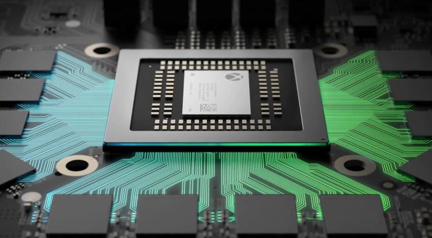 الـXbox Scorpio بيقدم دعم لتقنيات مثل AMD FreeSync و HDMI 2.1