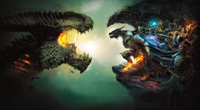 ستيديو Bioware لديه افكار لجزء خامس من سلسلة Dragon Age