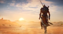 لعبة Assassin's Creed Origins لا تعمل بدقة عرض 4K على Xbox One X