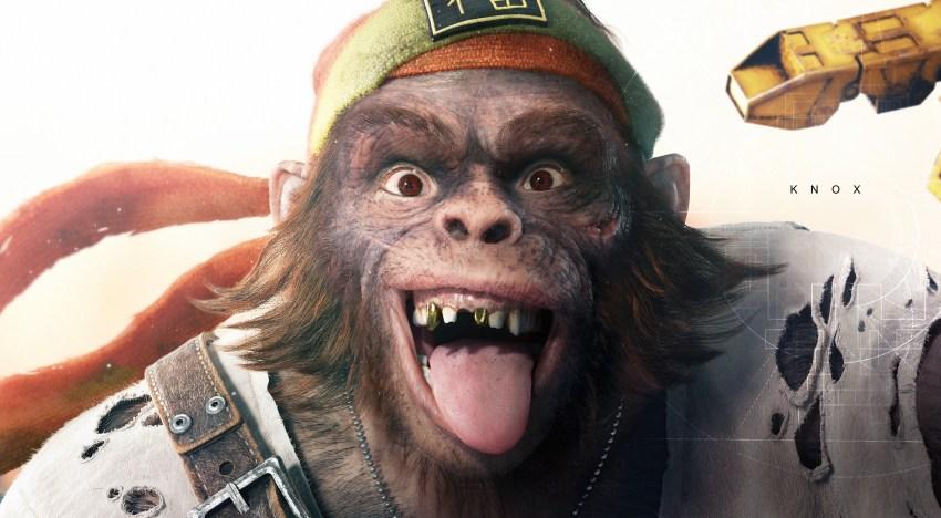 استعراض لتقنيات محرك لعبة Beyond Good and Evil 2 و اول لقطات الجيمبلاي