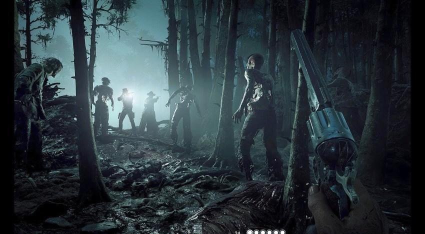 مقطع دعائي جديد للعبة Hunt: Showdown يوضح المزيد من التفاصيل حول طور الـ Battle Royale  الخاص باللعبة