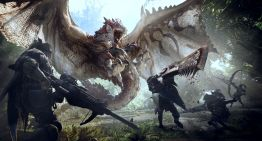 الاعلان عن Monster Hunter World في مؤتمر Sony لمعرض E3 2017  #بلايستيشن_E3