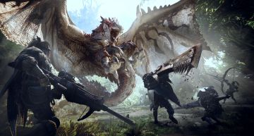 تفاصيل جديدة عن الاضافاة المجانية القادمة للعبة Monster Hunter World