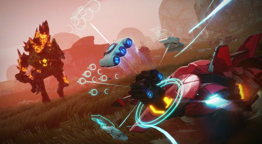 الاعلان عن عنوان جديد من Ubisoft بأسم  Starlink: Battle for Atlas
