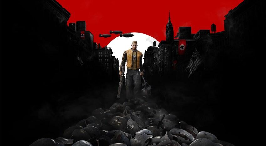 بعد تلميحات كثيرة الاعلان عن Wolfenstein 2: The New Colossus خلال مؤتمر Bethesda E3 2017