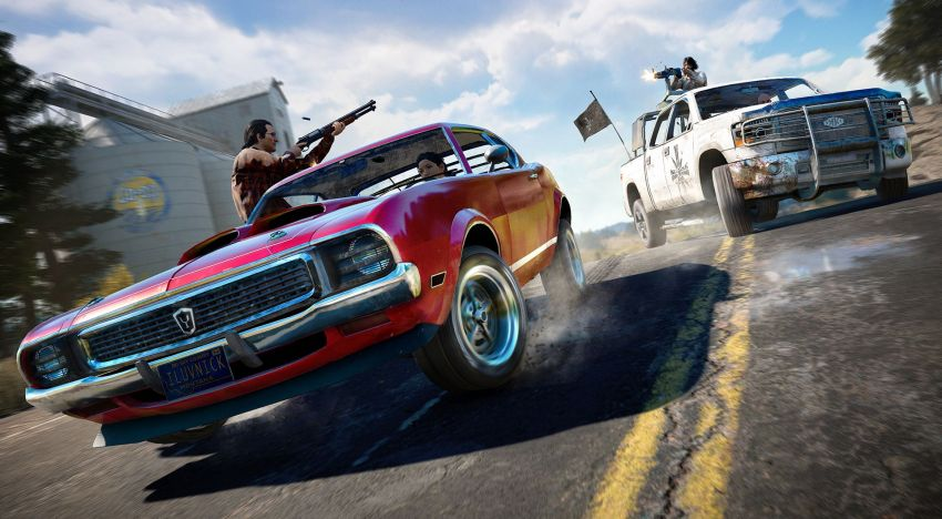 افتتاح Ubisoft لستوديو جديد في برلين للمساعدة في تطوير Far Cry 5