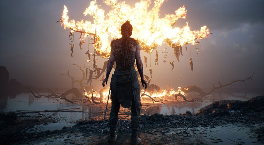 ظهور تقييم عمري للعبة Hellblade علي Xbox One في تايوان