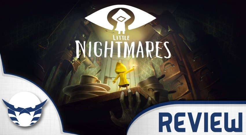 مراجعة Little Nightmares