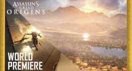 الاعلان رسميا عن Assassin's Creed Origins خلال مؤتمر مايكروسوفت E3 2017