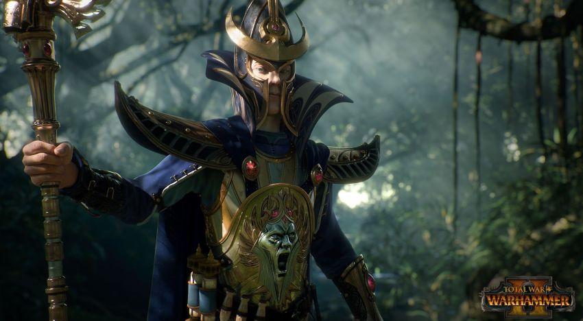 فيديو جديد لمعركة في لعبة Total War: Warhammer 2 بين الـ Lizardmen و الـ High Elves