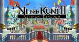 مطوري لعبة Ni No Kuni يؤكدون اصدار جميع العابهم القادمة للـNintendo Switch