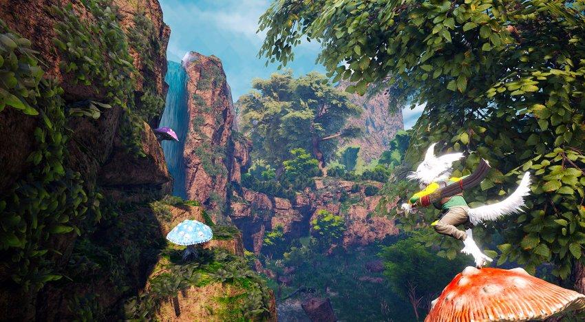 مطوري Biomutant يطمحون لتقديم تجربة اقرب لـLegend of Zelda Breath of the Wild من خلال لعبتهم