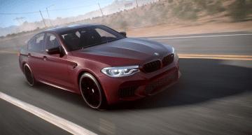 عرض و صور جديدة لـNeed for Speed payback يكشف عن BMW M5 الجديدة من معرض Gamescom 2017
