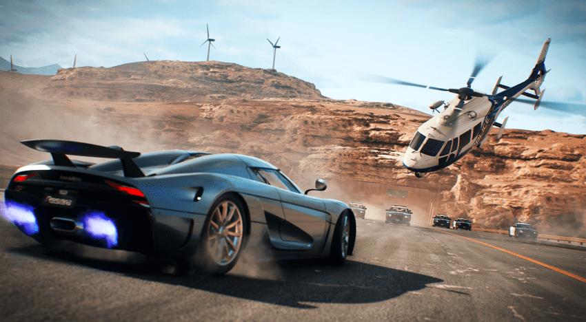 لعبة Need for Speed Payback سوف تحصل على طور Online للتجول بحرية