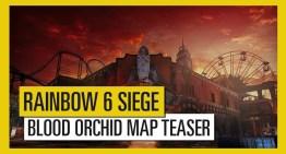 العرض الاول لخريطة Theme Park من اضافة Blood Orchid للعبة Rainbow Six Siege