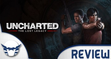 مراجعة Uncharted The Lost Legacy