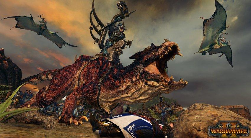 الاعلان عن متطلبات تشغيل لعبة Total War: Warhammer 2
