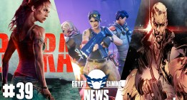 الحلقة 39 من EGN – الجدال بين PUBG و Fortnite و فيلم Tomb Raider و اهم اخبار Tokyo Game Show 2017