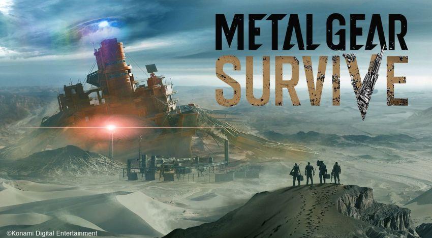 الاعلان عن تواجد Beta للعبة Metal Gear Survive و عرض جيمبلاي جديد للعبة