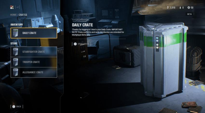 رد ستيديو DICE علي الجدال الحالي بخصوص الـLoot Boxes في Star Wars Battlefront 2