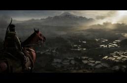 عرض جيمبلاي للمرةِ الأولى من لعبة Ghost of Tsushima في مؤتمر Sony لـ E3 2018