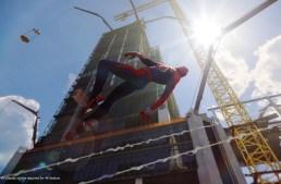 عرض جديد للعبة Spider Man يستعرض بمدينة New York