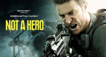عرض جديد لقصة اضافة Resident Evil 7 القادمة يلمح بشكل كبير لحقيقة شخصية Chris Redfield