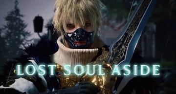 عرض جديد للعبة Lost Soul Aside المطورة من شخص واحد فقط