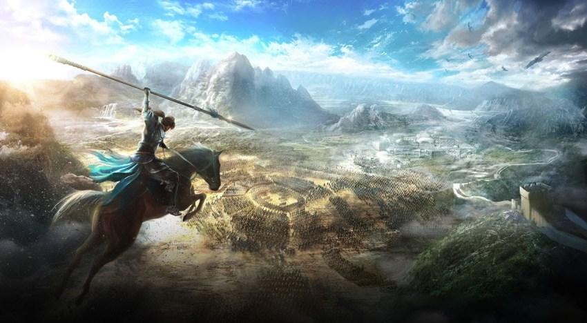 عرض دعائي جديد للعبة Dynasty Warriors 9 يستعرض مميزات عالمها المفتوح