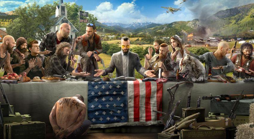 العرض الأول لإضافة حرب فيتنام للعبة Far Cry 5