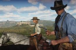 تسريب معلومات جديدة عن Red Dead Redemption 2 و احتوائها علي جانب Battle Royale
