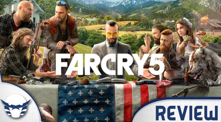 مراجعة Far Cry 5