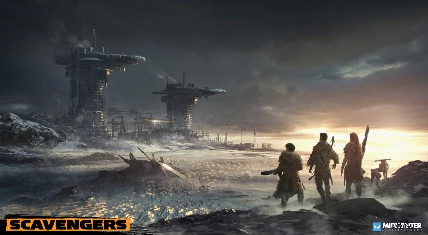 الاعلان عن لعبة Scavengers من مطورين سابقين في ستيديو 343i مطور سلسلة Halo