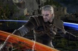 عرض جديد عن تفاصيل تواجد Geralt of Rivia في لعبة SoulCalibur 6