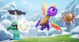 الاعلان بشكل رسمي عن Remake لثلاثية Spyro للـPlaystation 4 و Xbox One