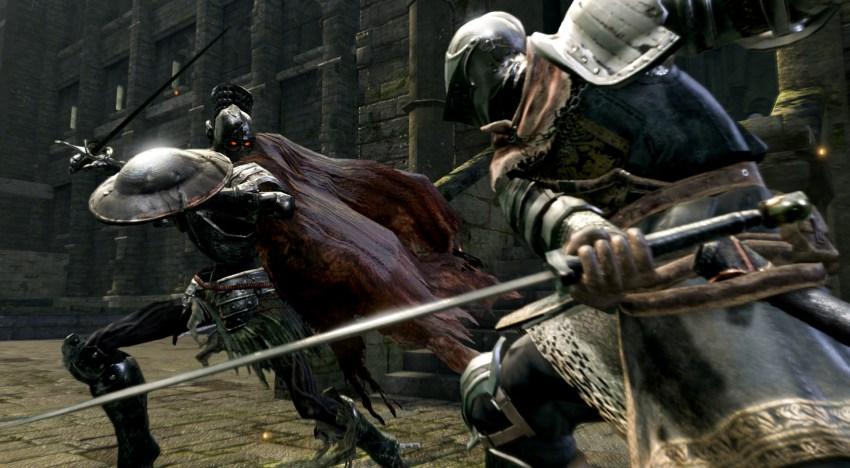 اولي الصور من النسخة الـRemastered للعبة Dark Souls