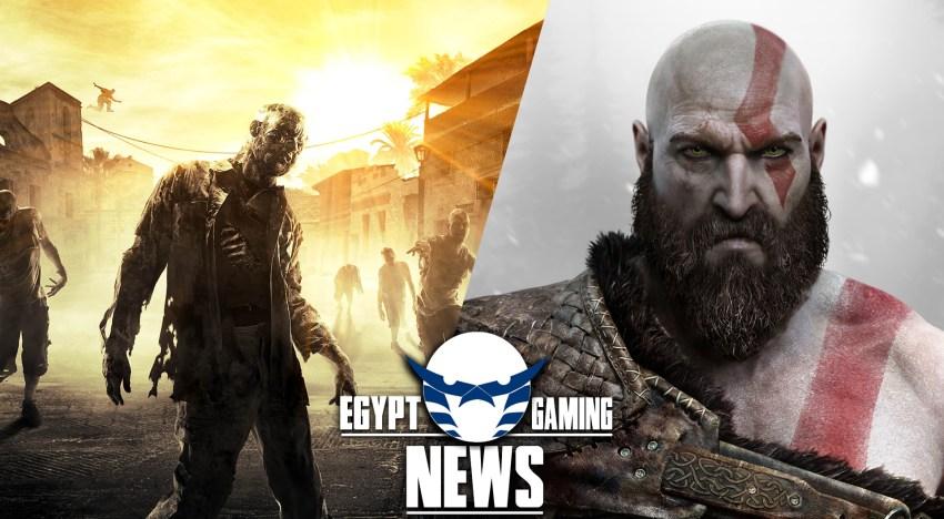 الحلقة 12 من EGN – تفاصيل جديدة عن God of War و تحديثات Dying Light الجديدة