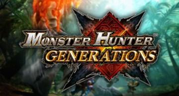الإعلان عن إعادة إصدار لعبة Monster Hunter Generations للـ Nintendo Switch