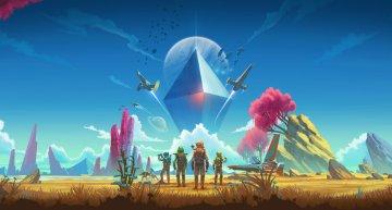 التفاصيل الكاملة و العرض الاول لتحديث NEXT للعبة No Man's Sky