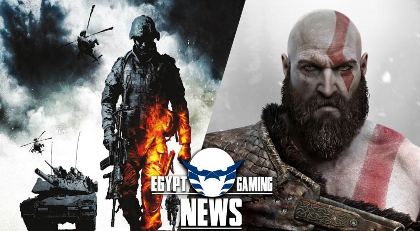 الحلقة 17 من EGN – اشاعات Bad Company 3 جديدة و الاجزاء القادمة من God of War