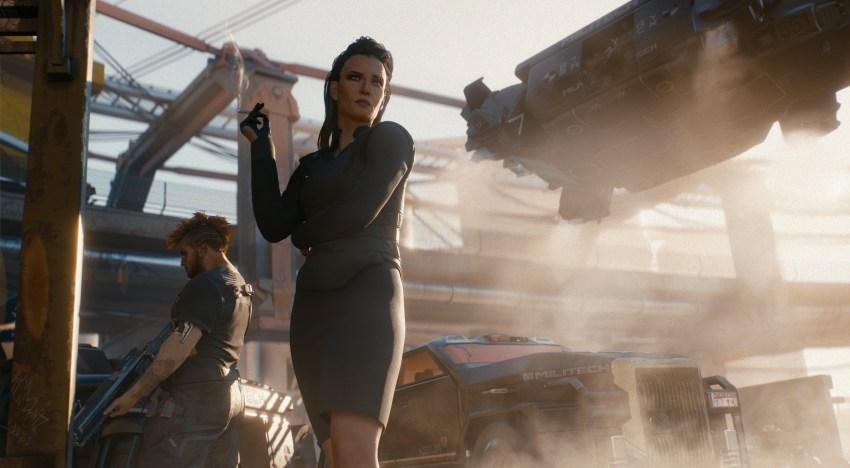 لعبة Cyberpunk 2077 ستناقش مواضيعًا سياسية بشكلٍ أساسي