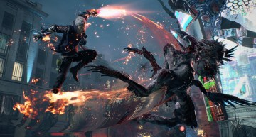 تأكيد مخرج Devil May Cry 5 علي الانتهاء من تجهيز Demo معرض Gamescom 2018