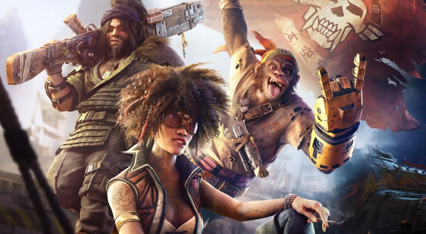 شركة Ubisoft تخطط لإصدار Beta للعبة Beyond Good and Evil 2 العام القادم