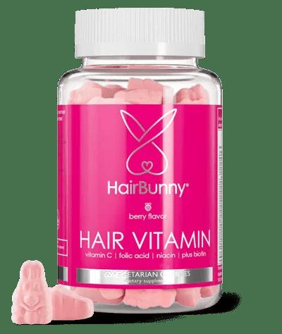 HairBunny - Hajvitamin